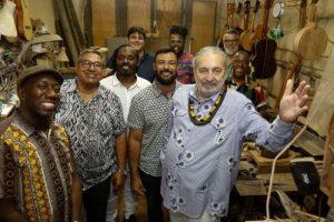 Moacyr Luz e Samba do Trabalhador retornam ao Renascença