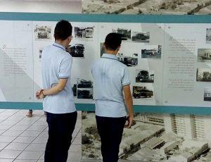 Centro Cultural Fetrans reabre para o público com capacidade reduzida