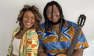 [RJ] Luiza e João Loroza fazem show no projeto Afro Groove, no Dumont Arte Bar