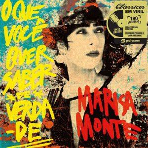 Marisa Monte tem discografia relançada  em vinil