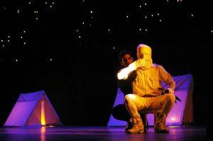 Abertura da 7ª Bienal Internacional de Dança do Ceará/De Par em Par