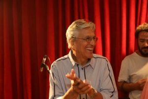BIS comemora aniversário de Caetano Veloso com programação especial