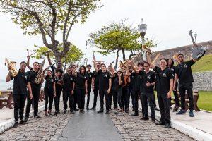 [rj] Orquestras de Violões do Forte de Copacabana e Shalom  homenageiam os 107 anos do Forte de Copacabana