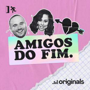 """Podcast """"Amigos do Fim"""" recebe a apresentadora, cantora, dançarina e influencer Pepita para contar tudo sobre os motivos que podem levar ao fim de um relacionamento"""