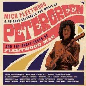 Disco duplo de Mick Fleetwood celebrando os primeiros anos do Fleetwood Mac e a obra de Peter Green chega às lojas brasileiras