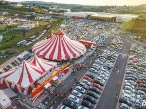 Circo Maximus estreia em Ribeirão Preto