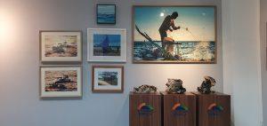 """""""Um Lugar Espelhado na Arte"""" em cartaz na Galeria BenficArte"""