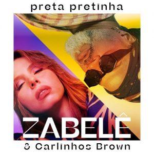 Zabelê e Carlinhos Brown lançam videoclipe para nova versão de clássico dos Novos Baianos